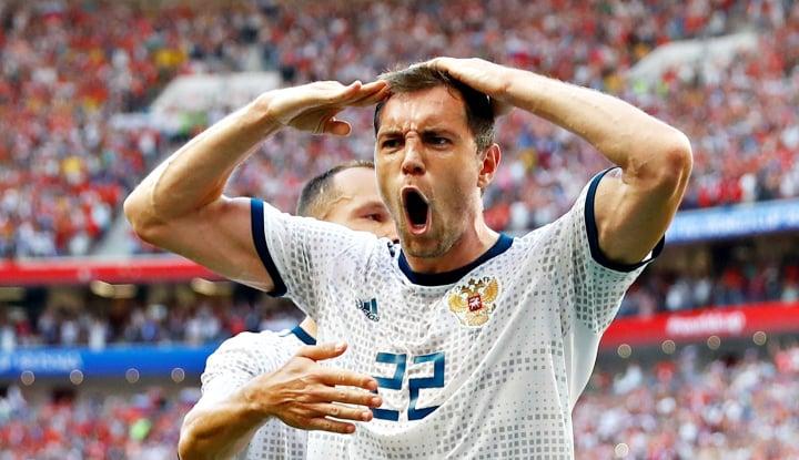 Foto Berita Ganyang Spanyol, Ini Dia Rahasia Kemenangan Rusia
