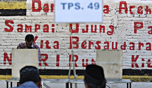 KPU Bakal Buat TPS Keliling Seperti di Luar Negeri Saat Pilkada