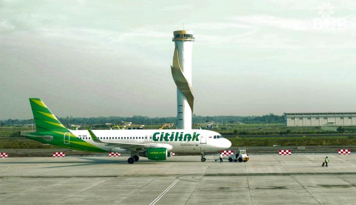Garuda Transfer Dua Pesawat ke Citilink - Warta Ekonomi