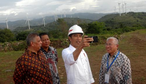 Foto Gerindra Bakal Laporkan Jokowi ke Bawaslu