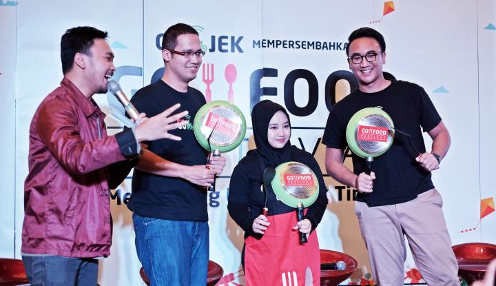 Foto Berita Go-Food Festival Diharapkan Tingkatkan Minat Wisatawan Terhadap Kuliner Lokal