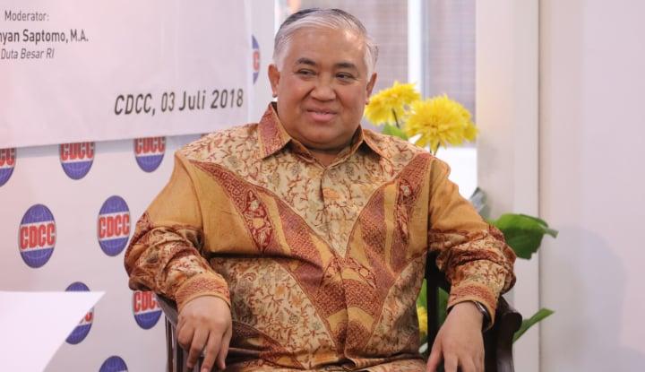 Foto Berita Tanggapi Kyai Ma'ruf Masuk Politik, Begini Komentar Mantan Ketua MUI