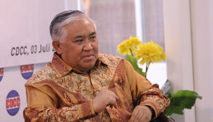 Din Syamsuddin Cs, Ditegur Relawan Jokowi, Gara-gara...