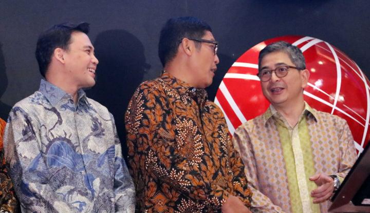 Foto Berita Rupiah Melemah, Bos Indika Energy Khawatir