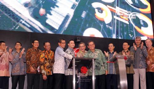 Foto Mau Beli Lagi Obligasi, Indika Energy Dapat Pinjaman US$150 Juta