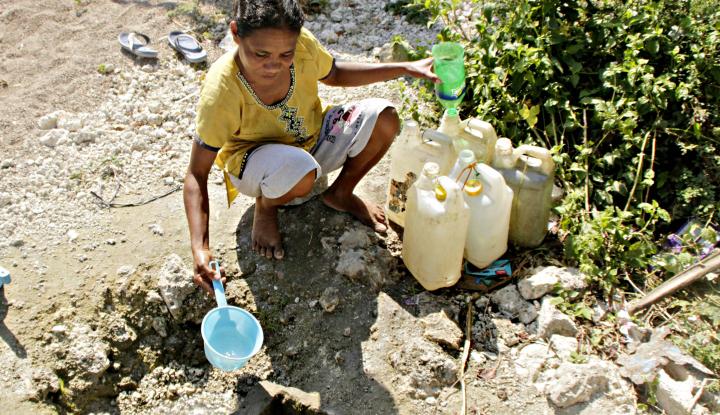 Foto Berita Kekeringan Landa 16 Kecamatan di Lebak
