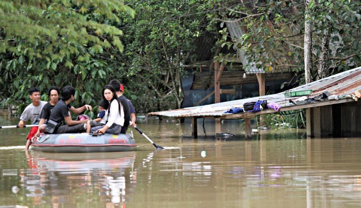 Foto Berita Banjir Rendam Ribuan Rumah di Boalemo, Gorontalo