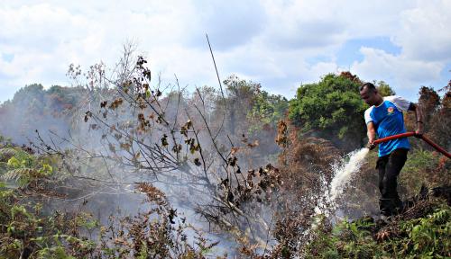 Foto BRG Jawab Tudingan Penyelewengan Dana Sumur Bor Kalteng