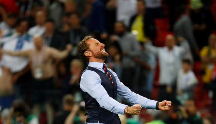 Gareth Southgate Bakal Latih Inggris Hingga Piala Dunia 2022 - Warta Ekonomi