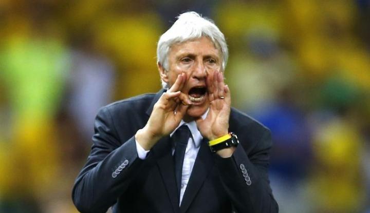 Foto Berita Kalah Kontra Inggris, Ini Curhatan Pelatih Kolombia