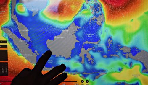 Foto Prabowo Ingatkan Warga Ada Peningkatan Curah Hujan di Beberapa Daerah