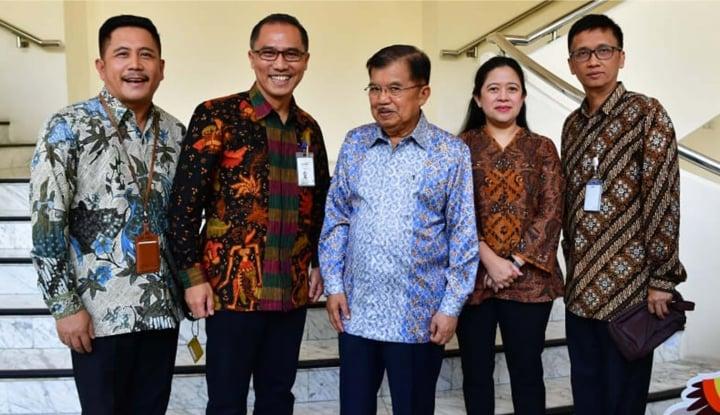 Foto Berita JK: Indonesia Bisa Hasilkan 23.000 MW Energi Terbarukan