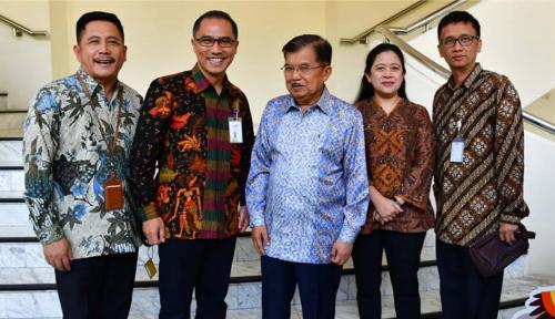 Foto JK: Indonesia Bisa Hasilkan 23.000 MW Energi Terbarukan