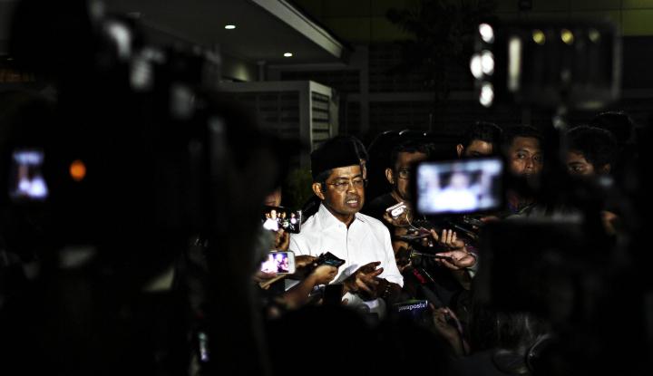 Foto Berita Idrus Marham Akui Kenal Dekat dengan Dua Tersangka Korupsi PLTU