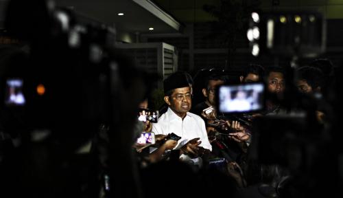 Foto Idrus Marham Akui Kenal Dekat dengan Dua Tersangka Korupsi PLTU
