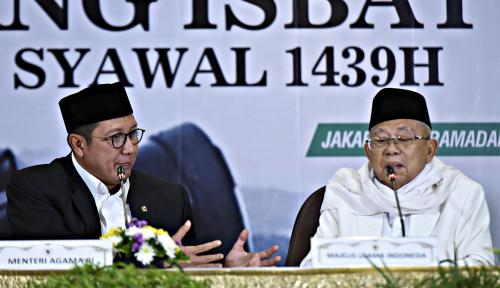 Foto Beasiswa untuk Santri Diakhir Pemerintahan Jokowi