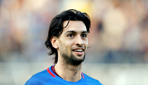 Foto AS Roma Gaet Mantan Bintang PSG