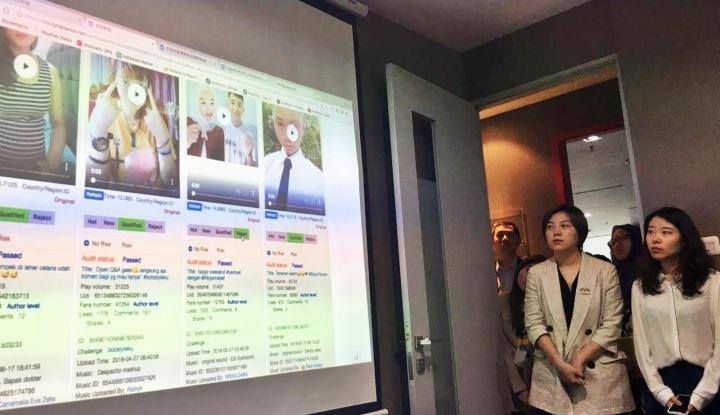 Kementerian PPPA Ajak Tik Tok Wujudkan Internet Sehat bagi Anak - Warta Ekonomi