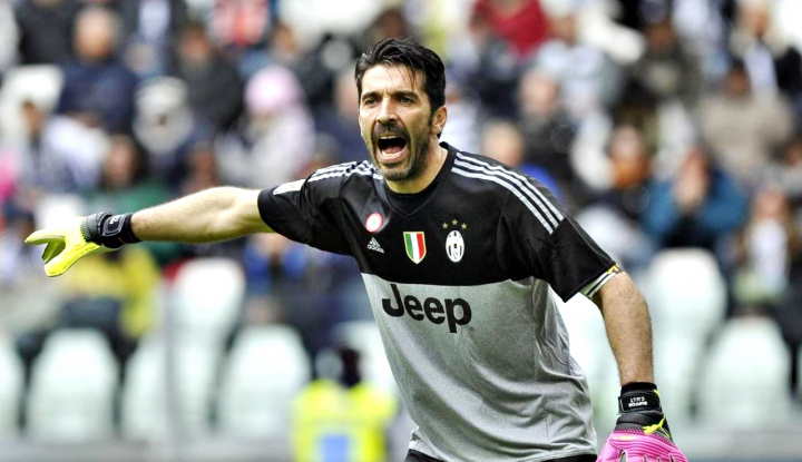 Makin Uzur, Buffon Bakal Bicarakan Masa Depannya di Juventus - Warta Ekonomi