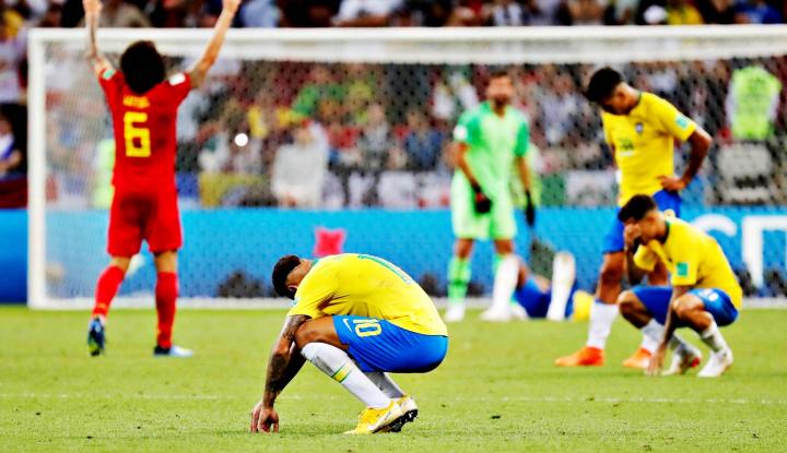 Foto Berita Brasil Tersingkir, Bagaimana Nasib Sang Pelatih?