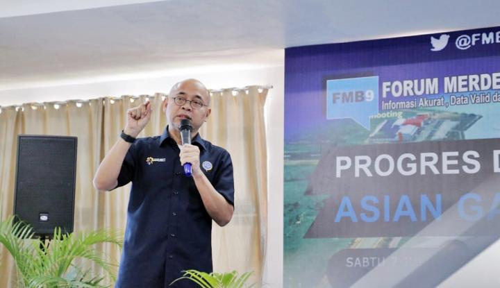 Sukseskan Asian Games, Kemenhub Siapkan 3 Paket Kebijakan - Warta Ekonomi