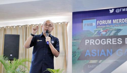 Foto Sukseskan Asian Games, Kemenhub Siapkan 3 Paket Kebijakan