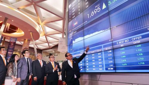 IPCC Kinerja Moncer, Indonesia Kendaran Terminal Bagikan Dividen Ratusan Miliar