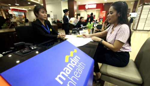 Foto Bank Mandiri Gelontorkan Rp800 Miliar untuk PNM