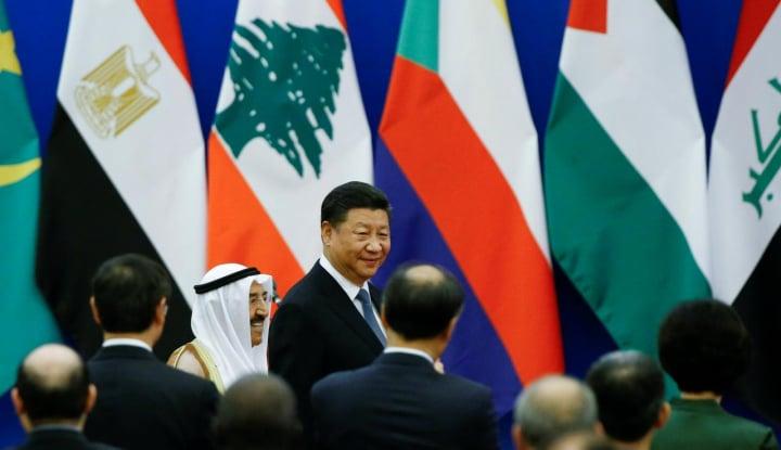 Foto Berita China Siapkan Paket Bantuan $20 Miliar Buat Timur Tengah