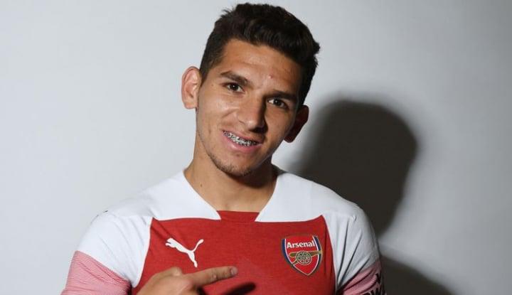 Foto Berita Arsenal Resmi Datangkan Lucas Torreira ke Emirates Stadium