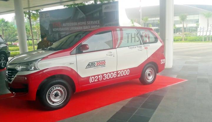 Foto Berita Auto2000 Tambah Armada untuk Layanan THS