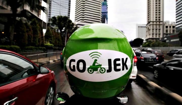 Foto Berita Go-Jek Hadirkan Ekosistemnya Demi Sukseskan F8 di Makassar