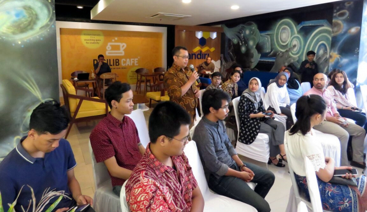 Foto Berita 1.262 Sarjana Melamar Jadi Pendamping Wirausaha Pedesaan