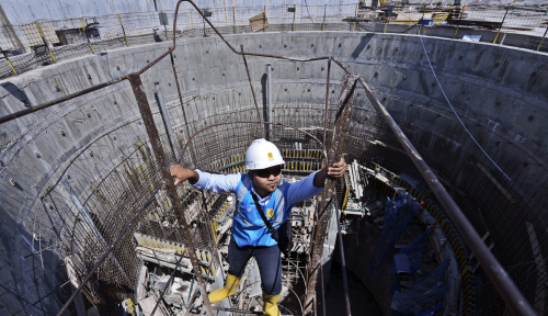 Foto Pembangunan PLTA Batang Toru Sudah Melalui Kajian Komprehensif