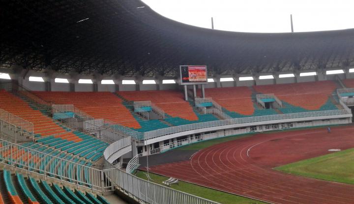 Foto Berita Infrastruktur Asian Games Siap Diresmikan Agustus 2018