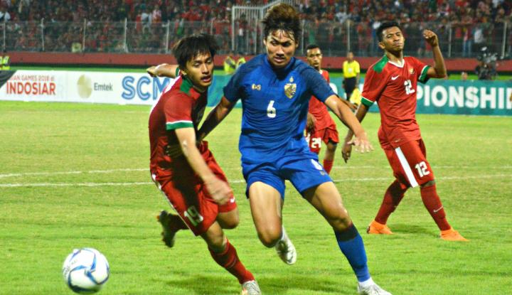 Foto Berita Indonesia Harus Puas di Posisi Runner-up Grup A Piala AFF U-19