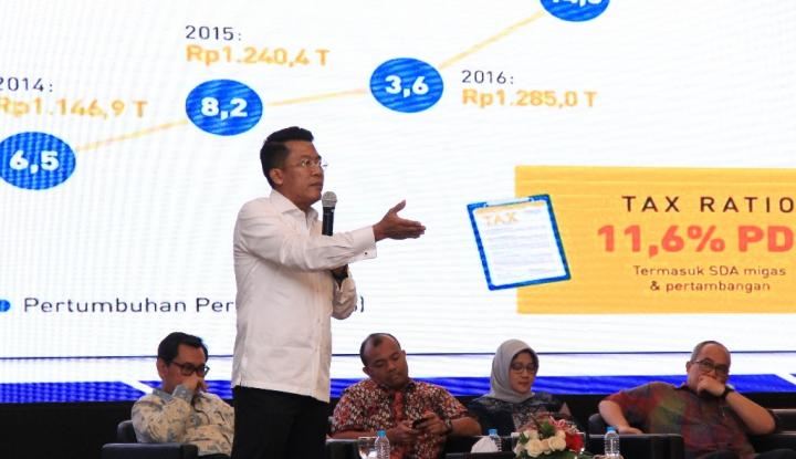 Foto Berita Dolar Perkasa, Misbakhun Bela Jokowi dan Bank Indonesia