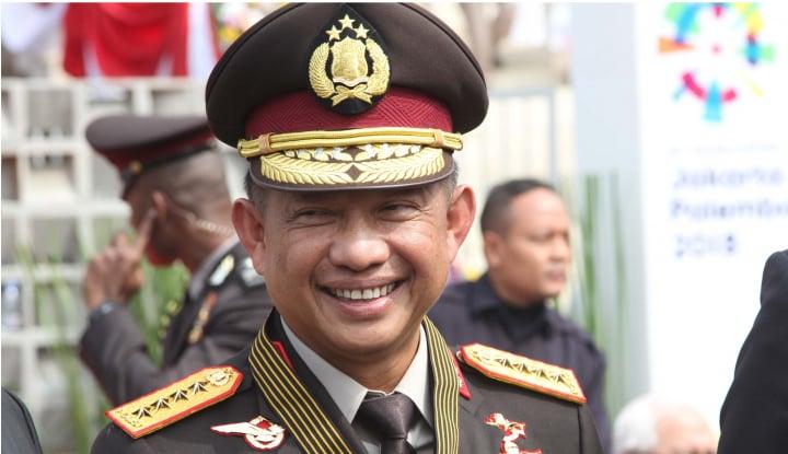 Foto Berita Kapolri: Masyarakat Lombok Waspada Hoax