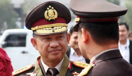 Foto Saat Jenderal Tito Keluhkan Separuh Anak Buahnya Belum Punya Rumah