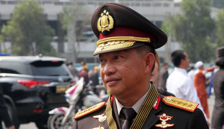 Desakan Amien Rais Copot Kapolri, Bentuk Intimidasi ke Kepolisian? - Warta Ekonomi