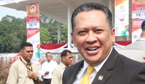 Foto Bamsoet: Tolak Upaya Mendeligitimasi Hasil Pemilu 2019