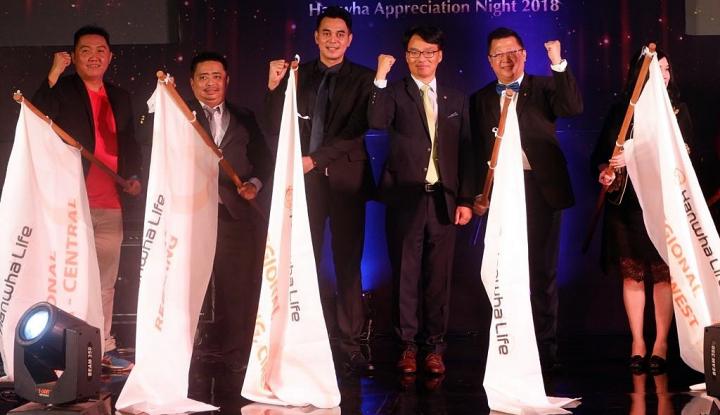 Foto Berita Patok 3 Strategi, Hanwha Life Targetkan 1.500 Agen pada 2018