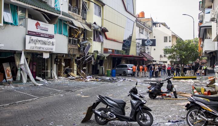 Foto Berita Cegah Ledakan, Anies Minta Warga Rutin Periksa Tabung Gas