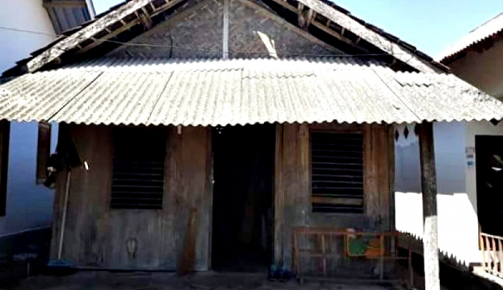 Foto Berita Sering Juara, Rumah Tinggal Zohri Tetap Saja Reyot
