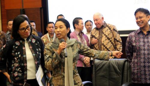 Foto Kementerian BUMN: Kredit Inalum Bukan dari Bank Negara