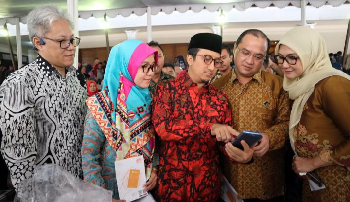 Foto Berita Era Ekonomi Digital, Paytren Terapkan Fintech