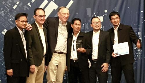 Foto Telkom Dan Lemhannas RI Raih Penghargaan Inovasi Tingkat Dunia
