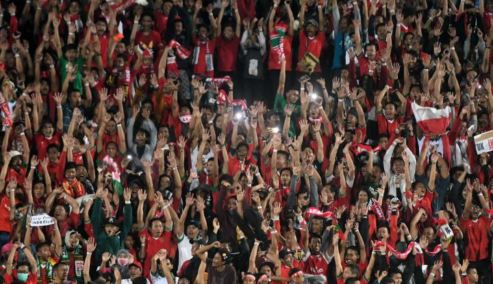 Foto Berita Kalahkan Thailand, Indonesia Raih Juara III Piala AFF-19