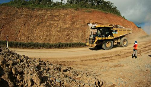 Foto Manfaatkan Pinjaman US$50 Juta, BSI Tingkatkan Produksi Emas