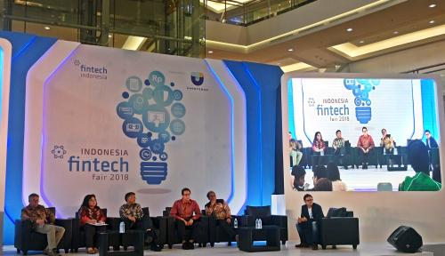 Foto Aftech Gelar Fintech Fair 2018 Dorong Inklusi Keuangan